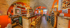 Immagine del virtual tour 'Hostaria del Borgo'